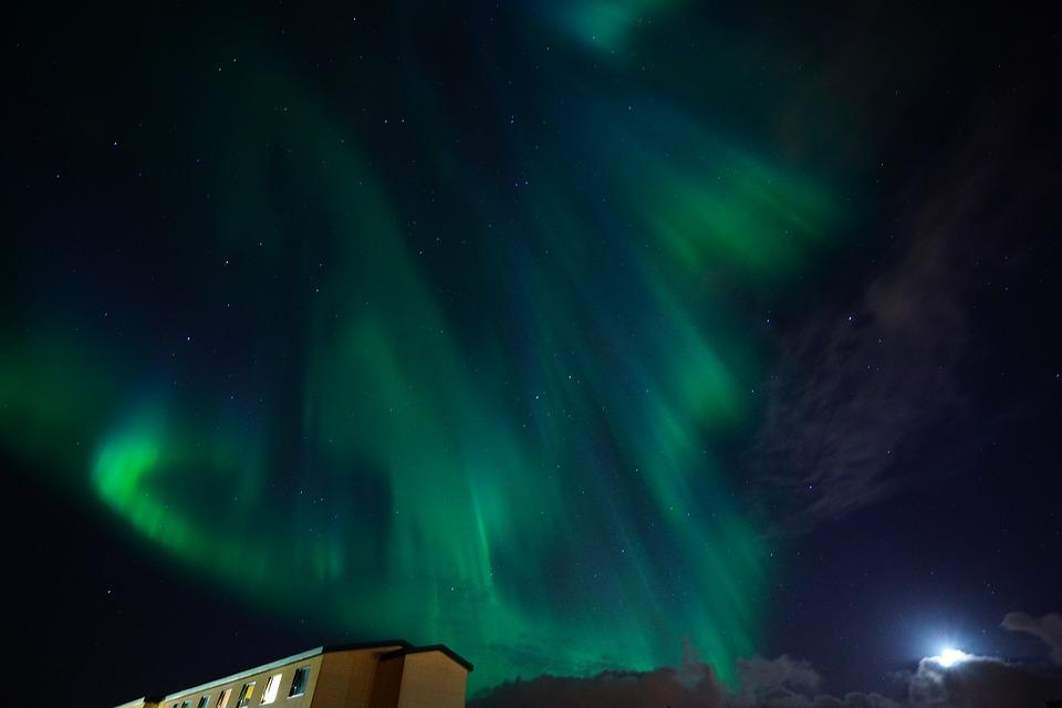 aurora 3273419 960 720 - ISLANDIA – zorza polarna, lodowce, gejzery i wodospady - wycieczka