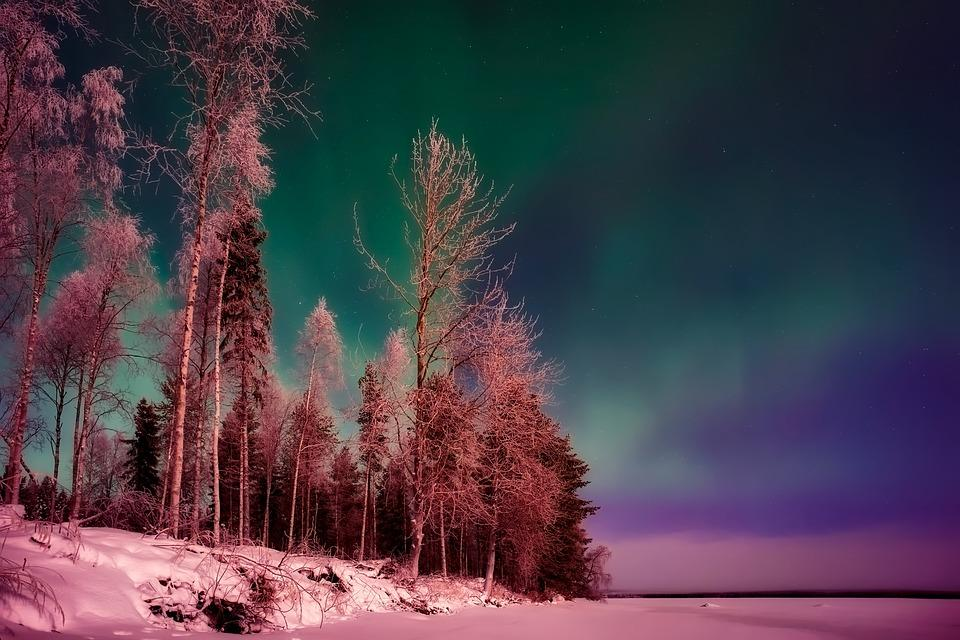 finland 2638253 960 720 - FINLANDIA: Helsinki, Laponia, zorza polarna i Święty Mikołaj - wycieczka
