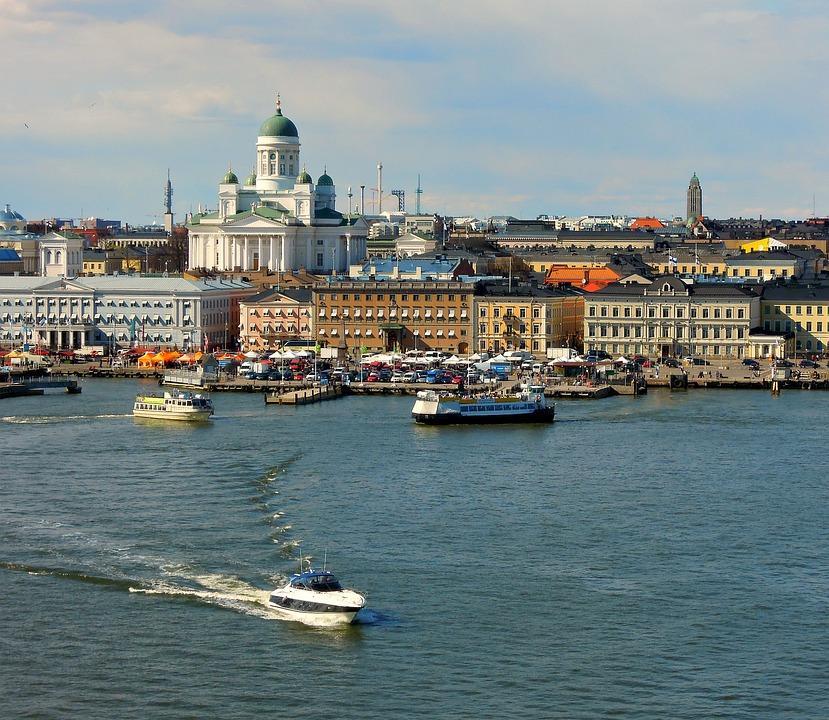 helsinki 2332783 960 720 - FINLANDIA: Helsinki, Laponia, zorza polarna i Święty Mikołaj - wycieczka