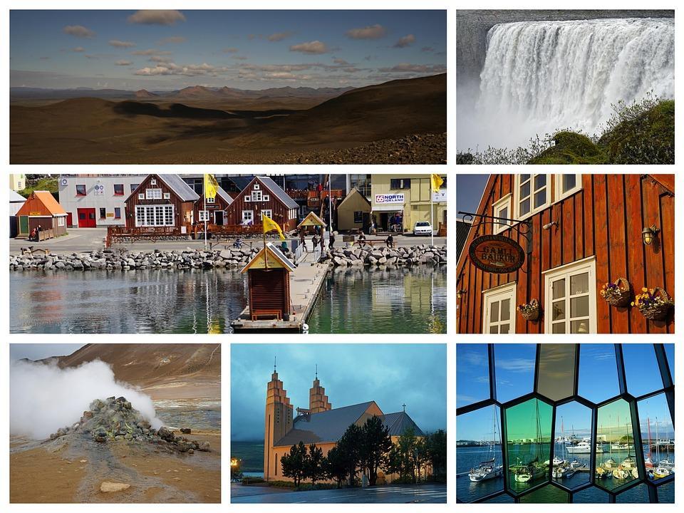 iceland 1201155 960 720 - ISLANDIA – zorza polarna, lodowce, gejzery i wodospady - wycieczka