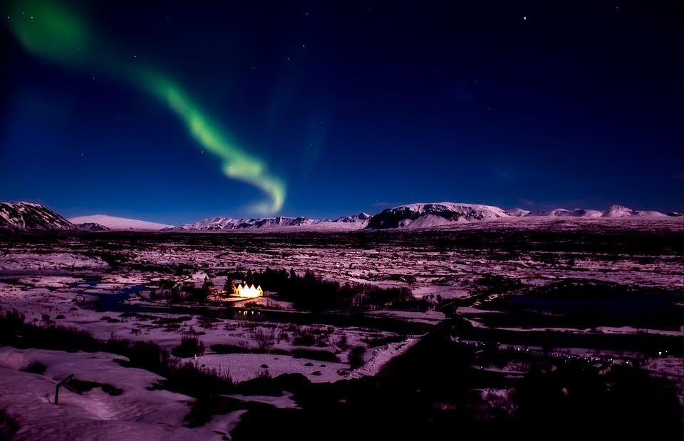 iceland 2470930 960 720 - ISLANDIA – zorza polarna, lodowce, gejzery i wodospady - wycieczka