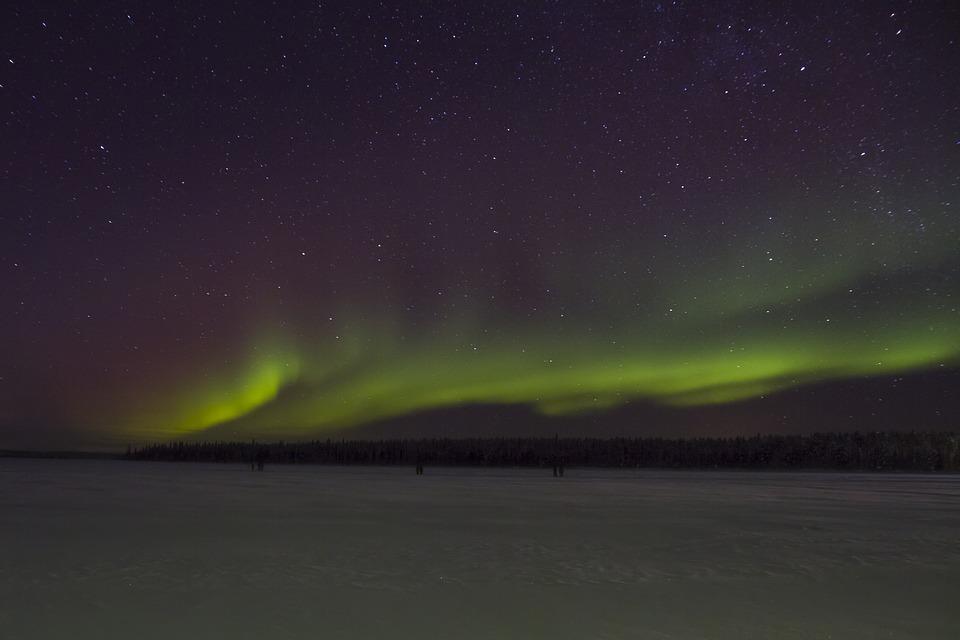 northern lights 2327596 960 720 - FINLANDIA: Helsinki, Laponia, zorza polarna i Święty Mikołaj - wycieczka