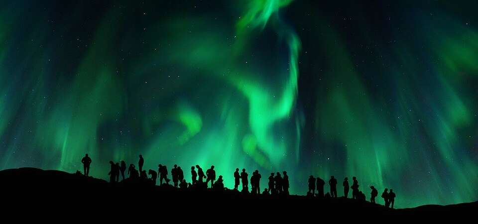 NORWEGIA: wyprawa do światowej stolicy zorzy polarnej!