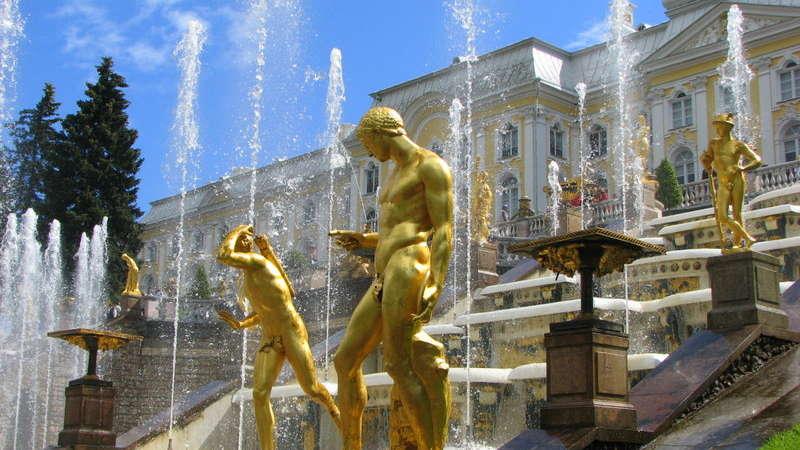 ROSJA: od Moskwy do Sankt Petersburga - rejs