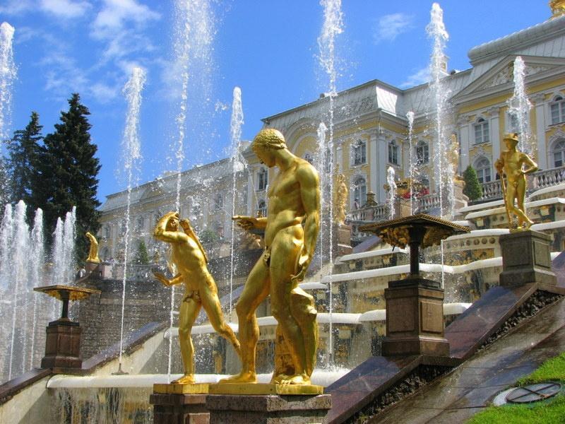 10. - ROSJA: Sankt Petersburg – Wenecja Północy - wycieczka