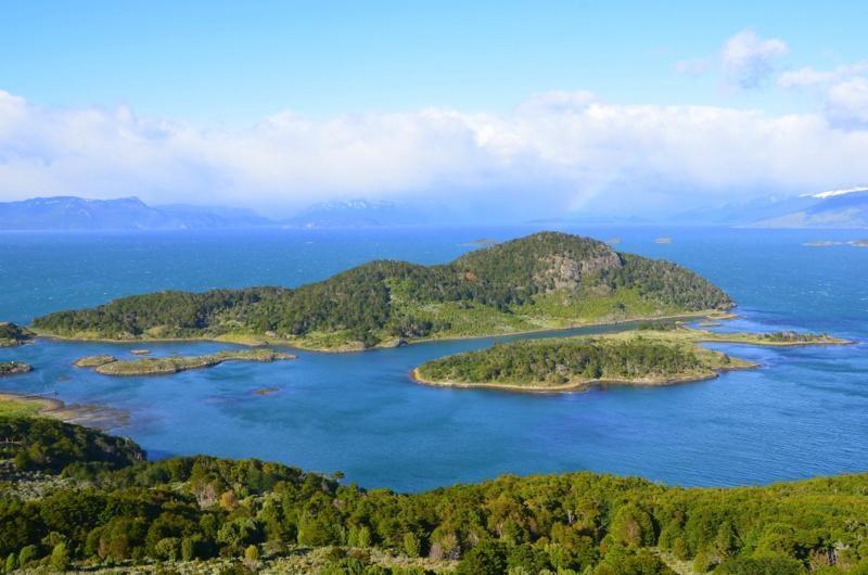 13. Zatoka Wulaia - ARGENTYNA – wyprawa na PRZYLĄDEK HORN - PATAGONIA