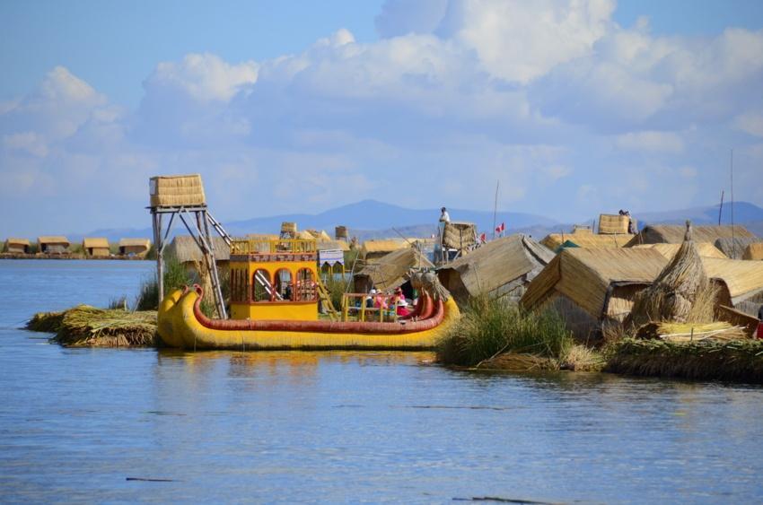 14. 1 - PERU – BOLIWIA: egzotyczna wycieczka szlakiem Inków