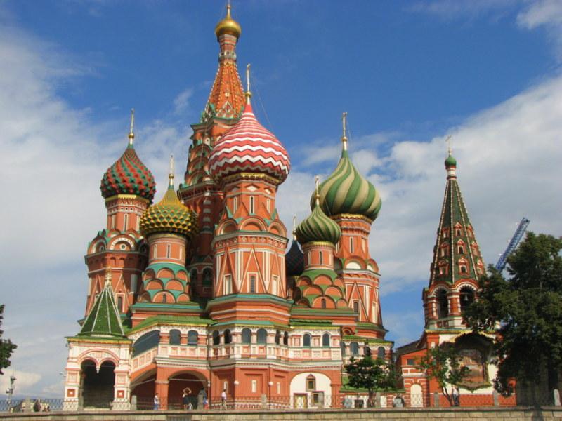 2. 1 - ROSJA: Moskwa - ZŁOTY PIERŚCIEŃ - wyprawa