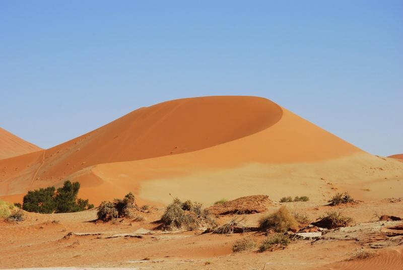 2. - NAMIBIA: wyprawa do krainy kontrastów i niepowtarzalnych krajobrazów