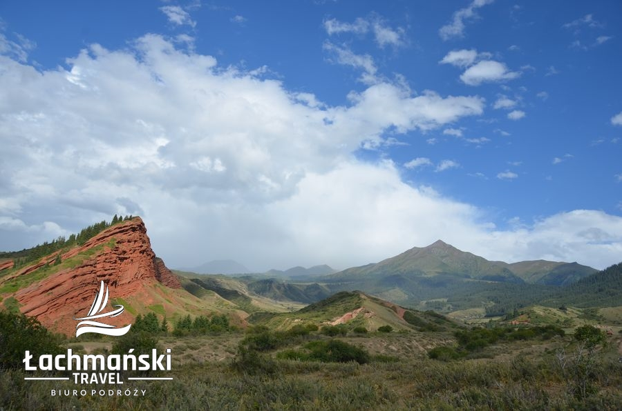 28 wm - Kirgistan - fotorelacja Bogusława Łachmańskiego
