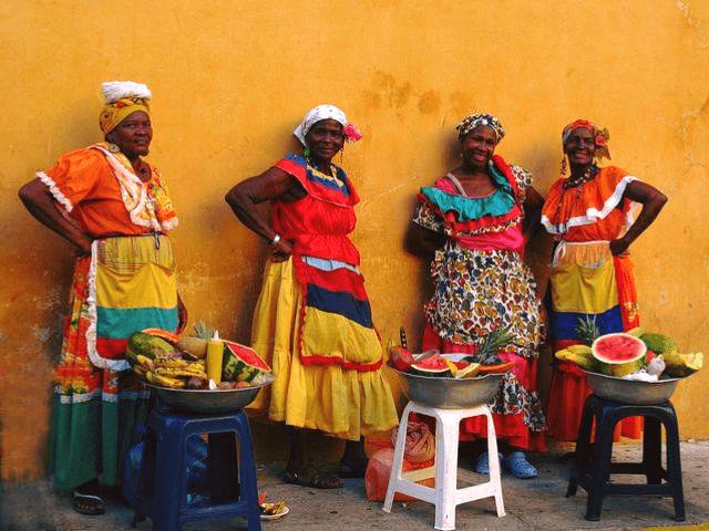 4. 1 - KOLUMBIA - Cano Cristales, Medelin, Cartagena i Wyspy Różańcowe