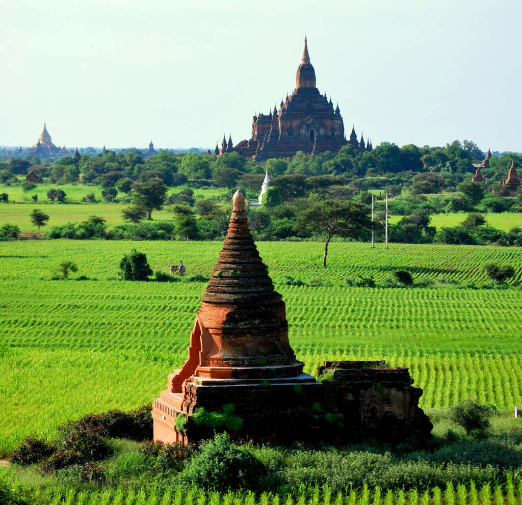 Bagan NikonD60 20111013 65 1024x991 - BIRMA: wyprawa na Festiwal w pagodzie Phaung Daw Oo
