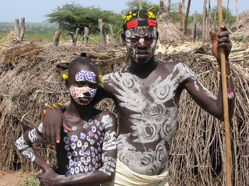 ETIOPIA 2. 317 - ETIOPIA: wyprawa na Północ i Południe