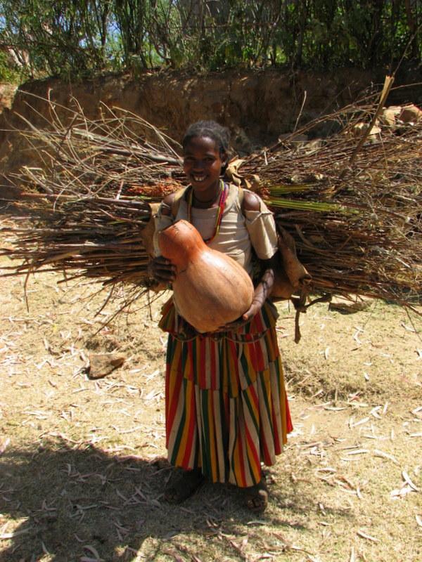 ETIOPIA 2. 455 - ETIOPIA: wyprawa na Północ i Południe