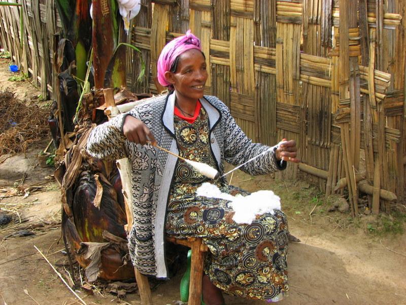 ETIOPIA 2. 490 - ETIOPIA: wyprawa na Północ i Południe