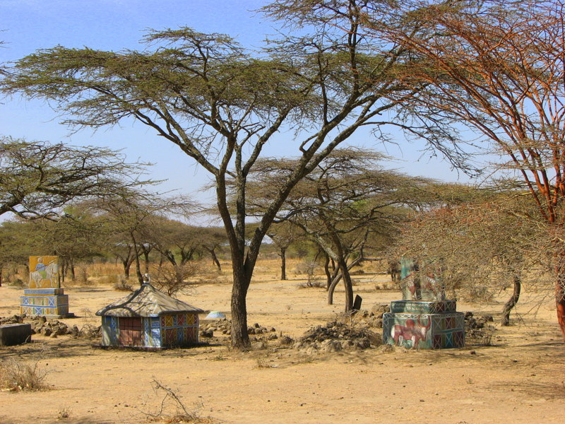 ETIOPIA 2. 523 - ETIOPIA: wyprawa na Północ i Południe
