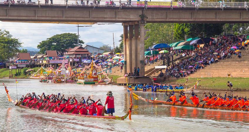 TAJLANDIA – KAMBODŻA: wyprawa na Festiwal wodny Bon Om Touk