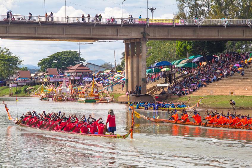 Fotolia 140100462 S - TAJLANDIA – KAMBODŻA: wyprawa na Festiwal wodny Bon Om Touk