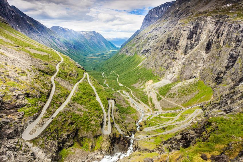 Wycieczki do Norwegii