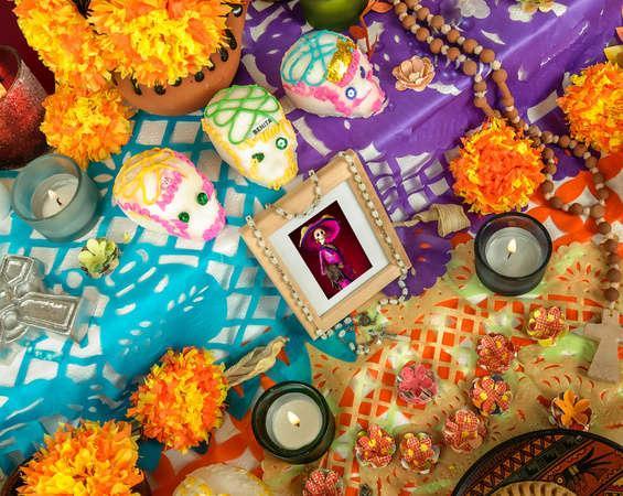 MEKSYK PÓŁNOCNY: Miedziany Kanion i motyle Monarcha - wyprawa na Festiwal Dia de los Muertos