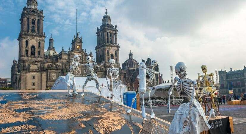 MEKSYK: PÓŁNOC I POŁUDNIE – 22 DNI