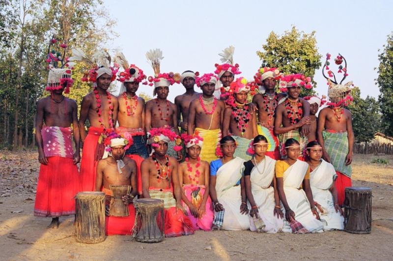 Tribal Dance - INDIE: Orisa – Andamany – wyprawa niezwykła