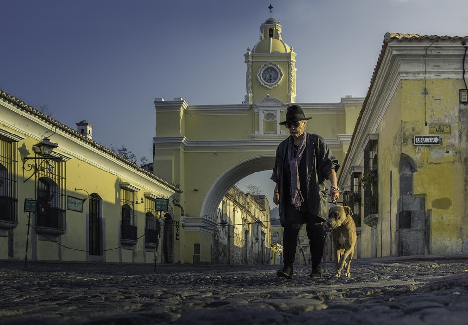 antiguaguatemala 756530 960 720 1 - BELIZE – GWATEMALA – HONDURAS –  SALWADOR