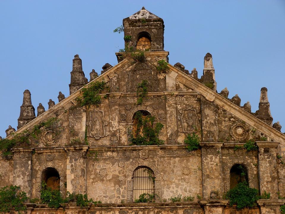 architecture 3248863 960 720 - FILIPINY: Bohol, Cebu, El Nido, Palawan, Manila i tarasy ryżowe Bangaan - wycieczka