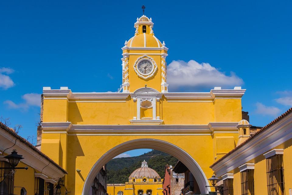 architecture 3302550 960 720 1 - BELIZE – GWATEMALA – HONDURAS –  SALWADOR