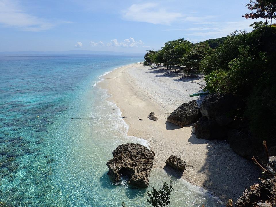 beach 1213595 960 720 - FILIPINY: Bohol, Cebu, El Nido, Palawan, Manila i tarasy ryżowe Bangaan - wycieczka