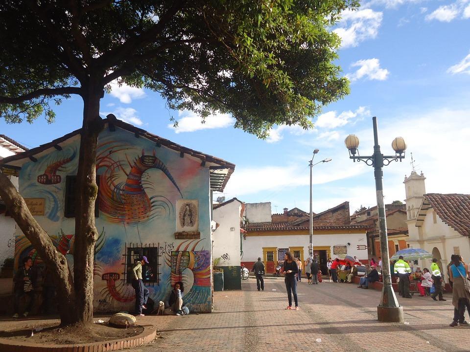 bogota 54436 960 720 - KOLUMBIA - Cano Cristales, Medelin, Cartagena i Wyspy Różańcowe