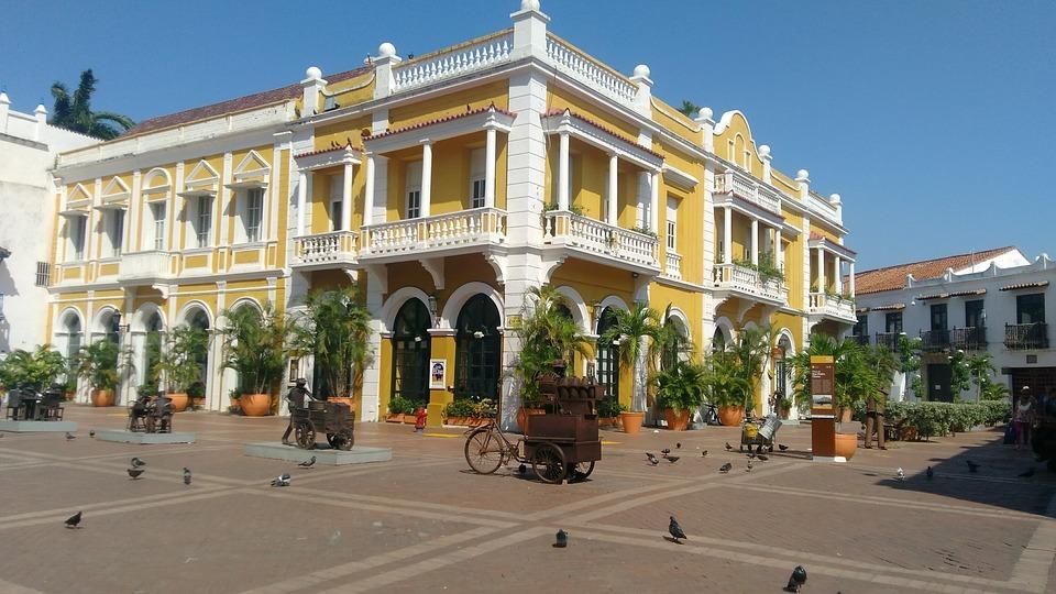 cartagena 2093571 960 720 - KOLUMBIA - Cano Cristales, Medelin, Cartagena i Wyspy Różańcowe