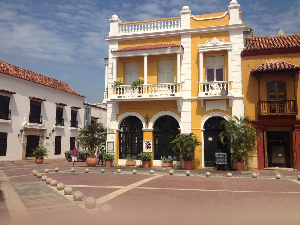 cartagena 704599 960 720 - KOLUMBIA - Cano Cristales, Medelin, Cartagena i Wyspy Różańcowe
