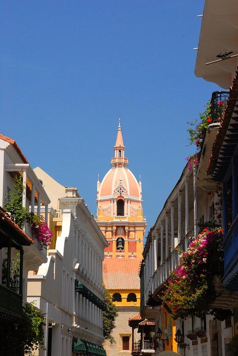 cathedral 1871920 960 720 - KOLUMBIA - Cano Cristales, Medelin, Cartagena i Wyspy Różańcowe