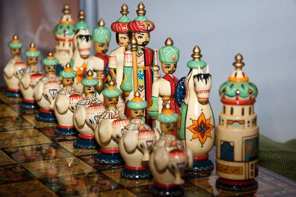 chess game 546617 960 720 - IRAN : perła orientu - wyprawa