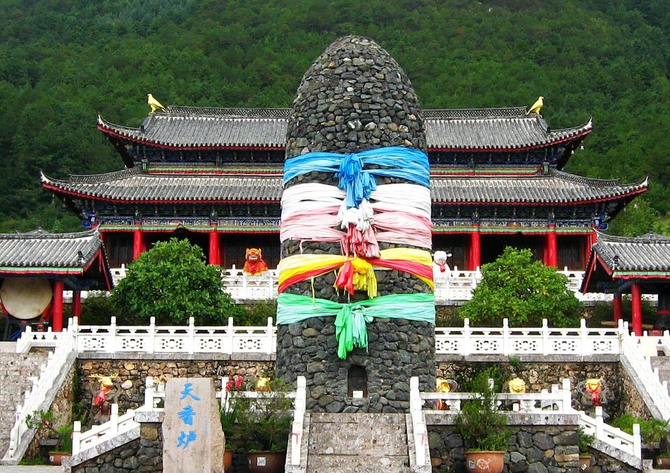 china 689840 960 720 - CHINY POŁUDNIOWE: Syczuan – Yunnan: wyprawa na Festiwal Pochodni