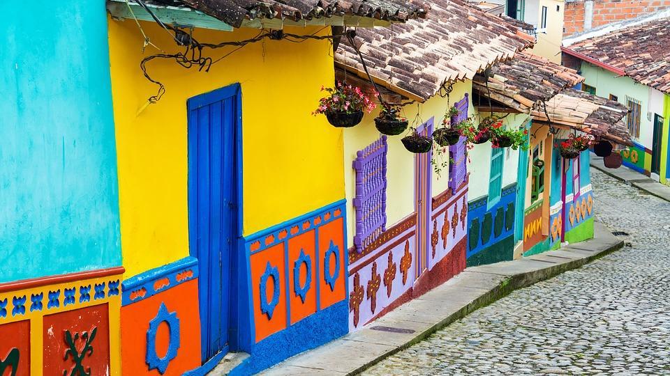 colombia 2434911 960 720 - KOLUMBIA - Cano Cristales, Medelin, Cartagena i Wyspy Różańcowe