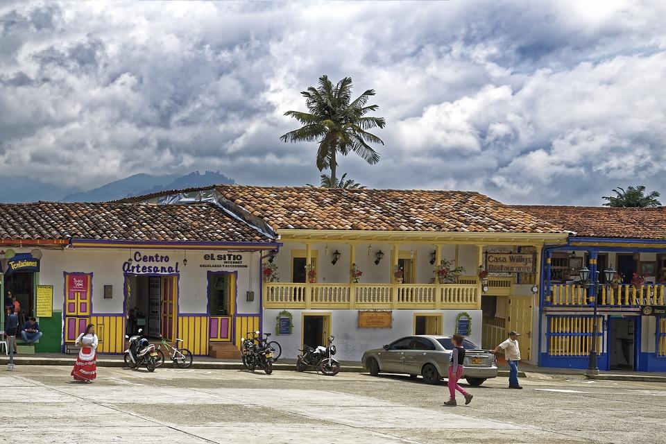 colombia 3642597 960 720 - KOLUMBIA - Cano Cristales, Medelin, Cartagena i Wyspy Różańcowe