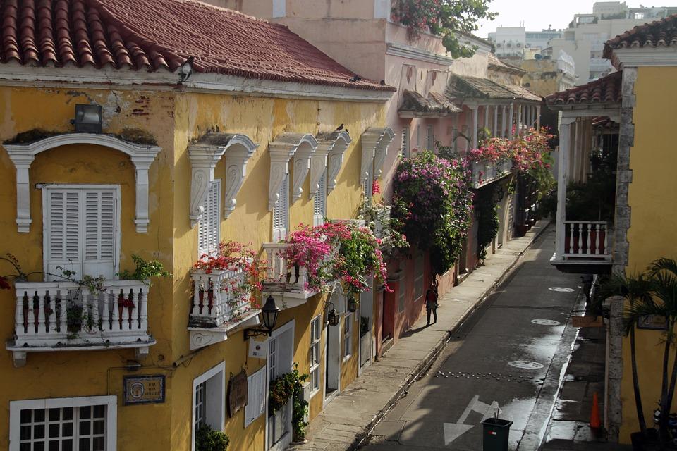 colonial 4046961 960 720 - KOLUMBIA - Cano Cristales, Medelin, Cartagena i Wyspy Różańcowe