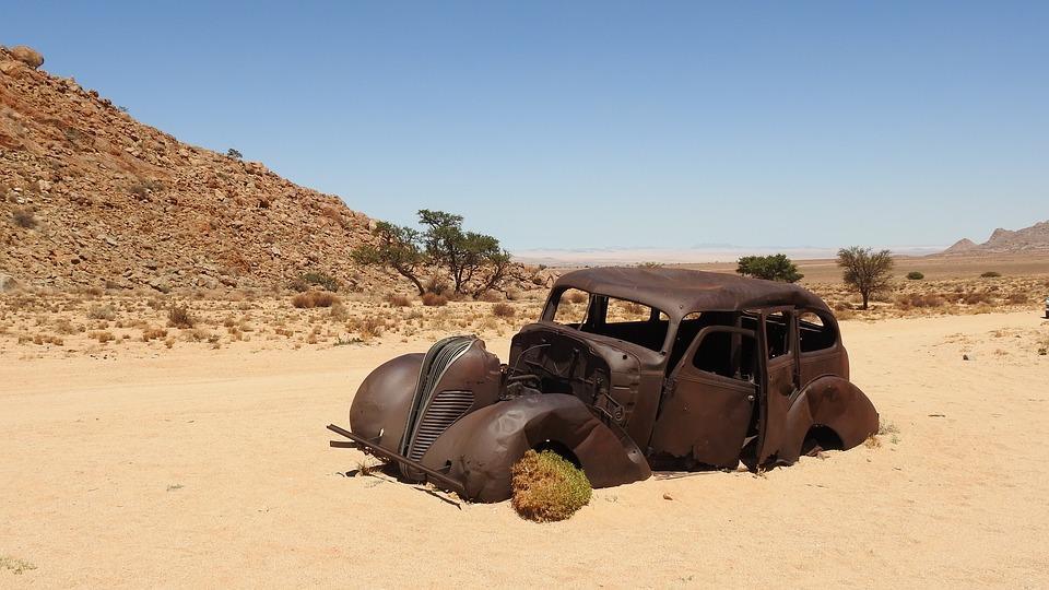 desert 1913130 960 720 - NAMIBIA – BOTSWANA – ZIMBABWE – wyprawa do wodospadów Wiktorii