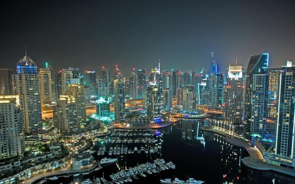 dubai 256585 960 720 - PÓŁWYSEP ARABSKI: Emiraty Arabskie – Oman – Kuwejt – Bahrajn – Katar – niezwykła wyprawa