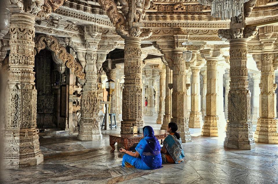 dzinijska temple 1321077 960 720 - INDIE: Radżastan i wycieczka na Goa