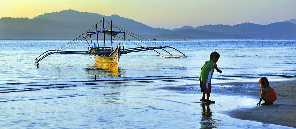 evening 3064482 960 720 1 - FILIPINY: Bohol, Cebu, El Nido, Palawan, Manila i tarasy ryżowe Bangaan - wycieczka