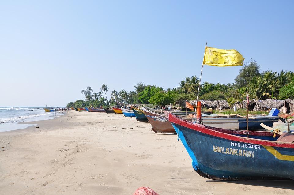goa 1130039 960 720 - INDIE: Radżastan i wycieczka na Goa