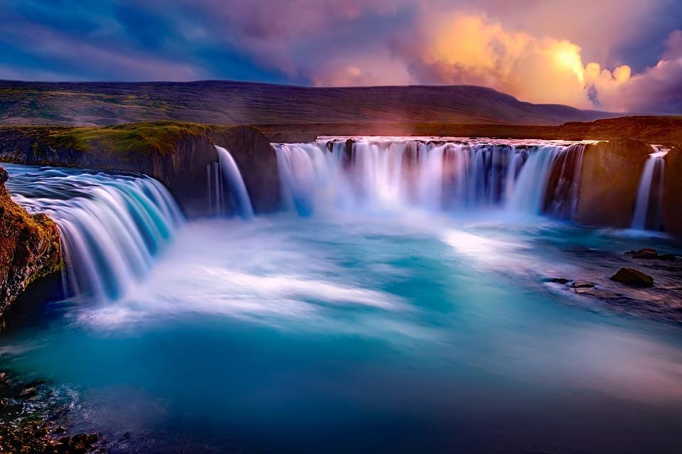 gooafoss 1840758 960 720 - ISLANDIA: magiczna wyprawa dookoła wyspy