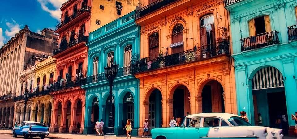KUBA – wyprawa w rytmie kubańskiej salsy