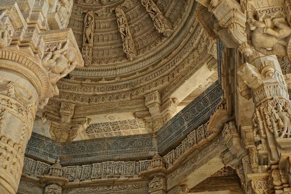 jain temple 3223775 960 720 - INDIE: Radżastan i wycieczka na Goa