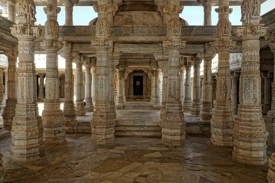 jain temple 3225898 960 720 - INDIE: Radżastan i wycieczka na Goa