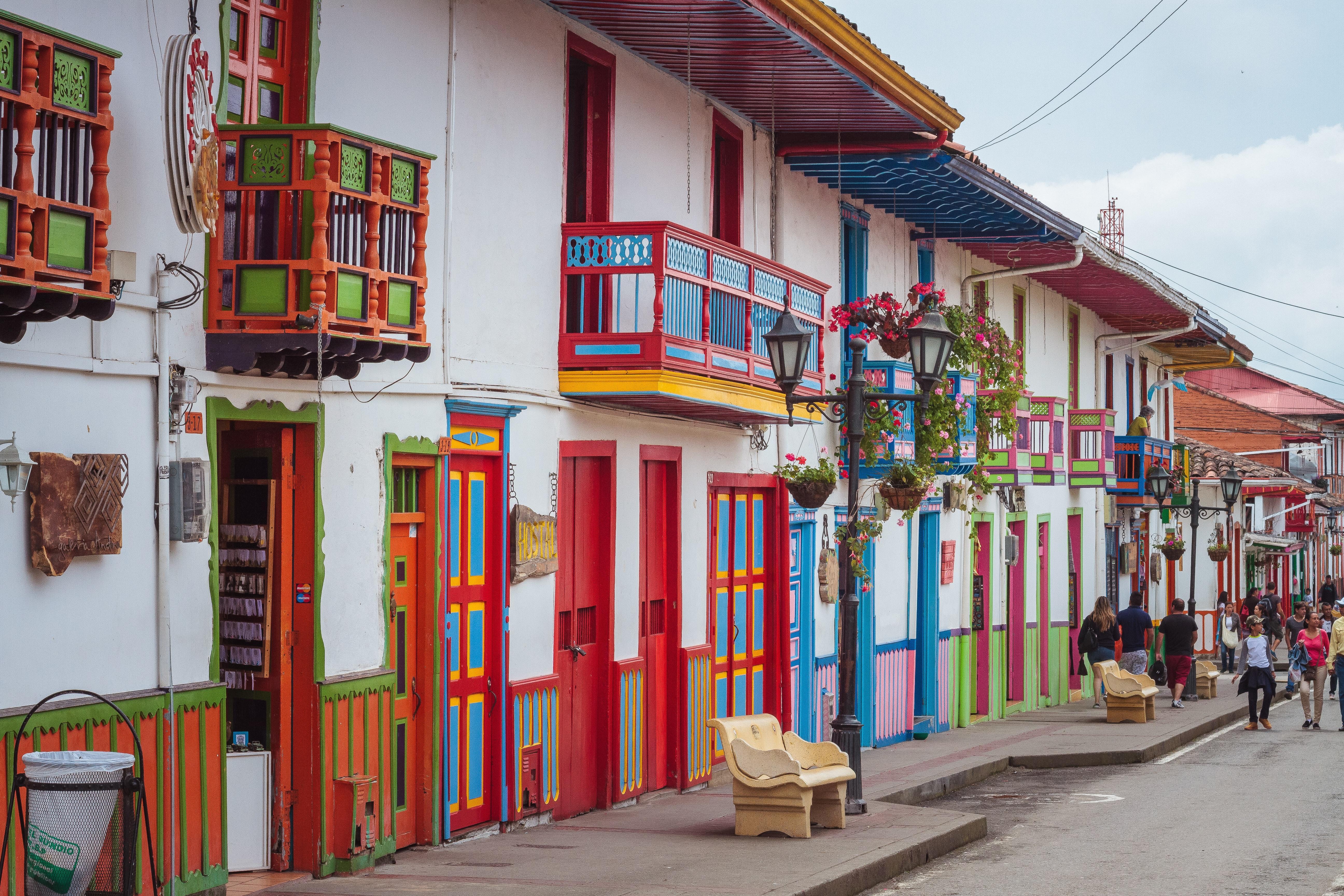 wycieczki do Kolumbii