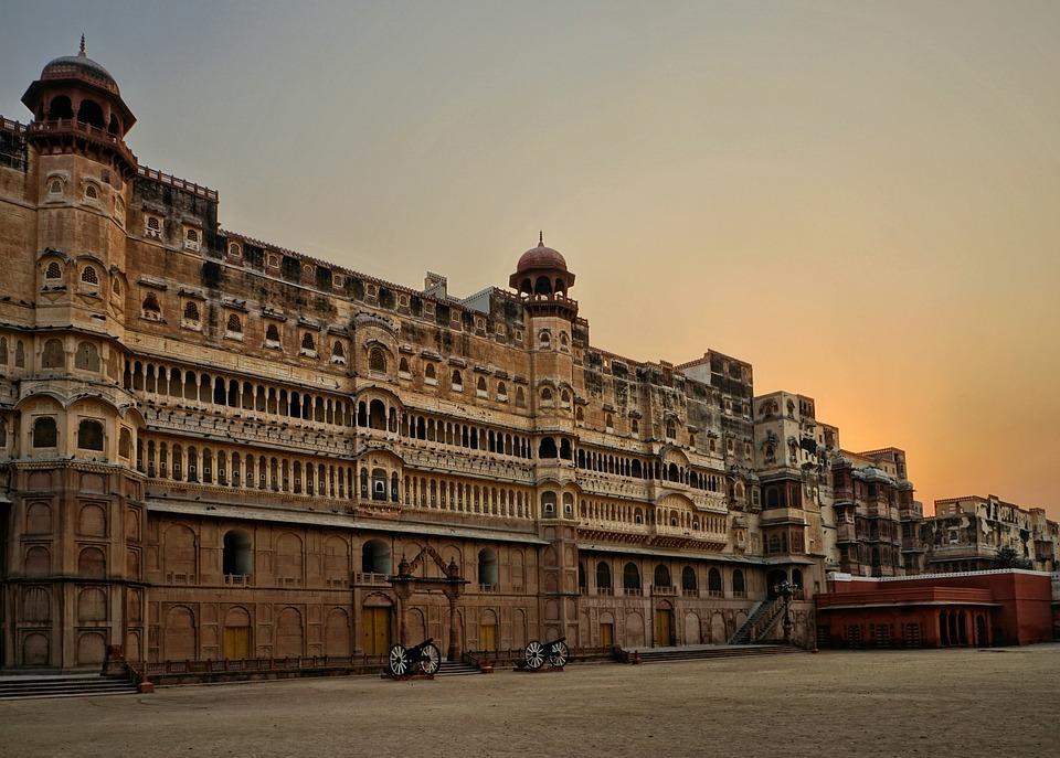 junagarh fort 3184273 960 720 - INDIE: Radżastan i wycieczka na Goa